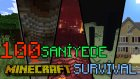 100 Saniyede Minecraft Survival !