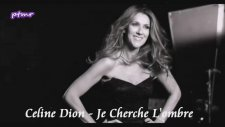 Celine Dion - Je Cherche L'ombre (English Translation Lyrics)