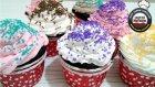 Bardak Kek Tarifi - Cupcake