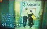 Garanti  Elma Hesabı Açtırsam Reklamı 2002