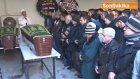 İzmir'de Patlamada Ölen Ekrem Cire Toprağa Verildi