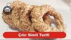 Leziz Yemek Tarifleri  - Çıtır Simit Tarifi - Çıtır Simit Nasıl Yapılır