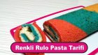 Leziz Yemek Tarifleri  - Renkli Rulo Pasta Tarifi / How To Make Rainbow Roll Cake