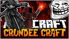 Minecraft CRUNDEE CRAFT! (Lanetli Modlarla Survival) - KORKUNÇ BÜYÜCÜ VE ZEBANİLER! - #1
