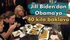 Obama'ya 40 Kilo Baklava