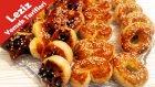 Tuzlu Kurabiye Tarifi   Pastane Kurabiyesi Nasıl Yapılır - Leziz Yemek Tarifleri