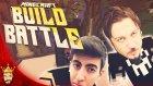 Yandan Yemiş Elvis | Minecraft Türkçe Build Battle | Bölüm 1
