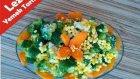 Brokoli Salatası Nasıl Yapılır ( How To Make Broccoli Salad )