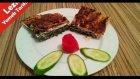 Ispanaklı Tepsi Böreği Nasıl Yapılır ( How to cook spinachy pastry )