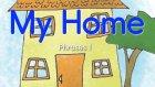 Learn Home/House Vocabulary! (Phrases 1) | Ev Kelimeleri Öğrenin! (İfadeler 1) Şarkı