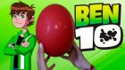 Ben 10 Surprise Eggs And Balloons