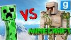 Gmod | Creeper VS Iron Golem (Mod İncelemeleri)