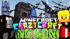 King Kong'un Laneti! (Dev Goril vs TTO) - Minecraft Crazy Craft  [#5]