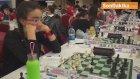 Manavgat Satranç Turnuvası Manavgat'ta Başladı