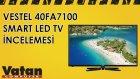 Vestel 40FA7100 Full HD Smart Led Tv İncelemesi