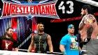 WWE 2K16 Kariyer Türkçe | Wrestlemania Kemer Maci | 43.Bölüm | Ps4