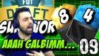 Fifa 16 FUT Draft SURVIVOR | Sadece Mavi ve Siyah Kart | 9.Bölüm | Türkçe oynanış | Ps4