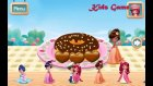 Strawberry Shortcake Food Fair   Very Berry Doughnuts Kids Game
