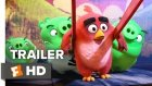 The Angry Birds Movie (2016) Fragman 1