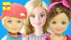 Barbie izle - Barbie Zeynep Teyze Çocuklara Bakıyor - EvcilikTV