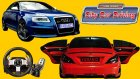 Logitech G27 ile City Car Driving // Audi RS6 vs Mercedes-Benz CLS63 AMG