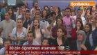 Milli Eğitim Bakanlığı  30 Bin Öğretmen Atamasna İlişkin Branş Dağılımını Açıkladı