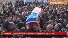 Türkmen Dağı'nda Öldürülen Mhp'li İbrahim Küçük Son Yolculuğuna Uğurlandı Yeniden