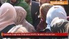 Türkmen Dağı'nda Öldürülen MHP'li İbrahim Küçük Son Yolculuğuna Uğurlandı