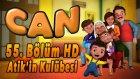 Can - Atik'in Kulubesi | 55. Bolum HD | Yumurcak TV