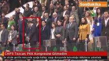 CHP'li Bülent Tezcan: PKK Kongresine Gitmedim