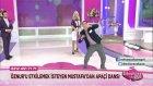 Damat Adayı Mustafa'dan Apaçi Dansı
