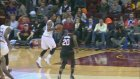 LeBron James'ten harika Alley-Oop!