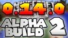 Minecraft PE 0.14.0 Alpha Build 2 Çıktı! | HEMEN İNDİR!