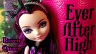 Raven Queen-Ever After High-Raven Queen Bebeği
