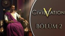 Civilization V : Türkçe Multiplayer Co-Op / Bölüm 2 / Spastikgamers2015