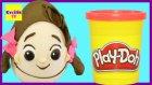 Dev Sürpriz Yumurta Oyun Hamuru Play Doh Niloya Evcilik TV