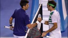 Federer, Djokovic'e Direnemedi Novak Djokovic 3-1 Roger Federer