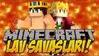 Lav Savaşları Minecraft - Wolvorth