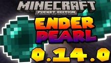 Minecraft Pe 0.14.0 Mod | Ender Pearl Mod | Pocket Edition
