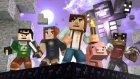 Minecraft : Story Mode Modu - Wither Storm,jesse,ivor Ve Fazlası !