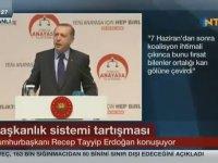 Özerklik İlan Edenlerin Dünyayı Başlarına Yıkarız - Erdoğan