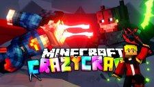 Süpermen İle Dünyayı Ele Geçirmek! - Minecraft Crazy Craft