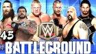 WWE 2K16 Kariyer Türkçe   Kizin yaninda vurmayin Lan   45.Bölüm   Ps4