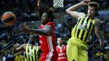 Fenerbahce 86-73 Cedevita Zagreb (Maç Özeti) 28 Ocak Perşembe 2016