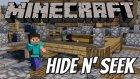 Minecraft: Hide'n Seek w/ Oyun Portal