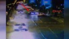 Sinan Çetin'in Oğlu Polis Aracı İle Kafa Kafaya Böyle Çarptı