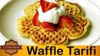 Waffle Tarifi | Waffle Nasıl Yapılır | Waffle Yapımı