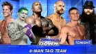 Wwe 2k16 Kariyer - 6 Man Tag Team - Bölüm 44 / Burak Oyunda