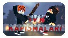 AHMET VS EMJAN! - PvP Geliştirdim - Minecraft 1v1 Kapışmaları