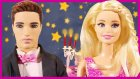 Barbie Ve Eşi Arda Yemekte - Barbie İzle - Evciliktv Evcilik Oyunları